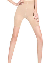 hohe Taille Hüfte dünne Oberschenkel Hot Pants, 480d Fettverbrennung Skinny Stretch Hose one-size-fits-all