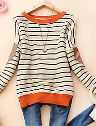KissTies Stripes Knitwear Sweater