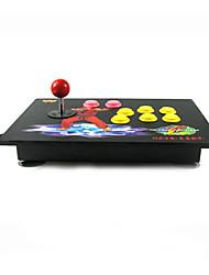 Alta calidad del juego del USB Arcade Joystick Dobles Alargar Varilla para PC