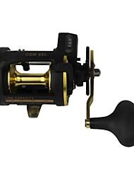 3BB  0.45/260 Line Counter Trolling Fishing Reel Multiplier Reel