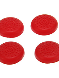 4pcs TPU Rocker Joystick Cap Shell for PS4/XBOX ONE