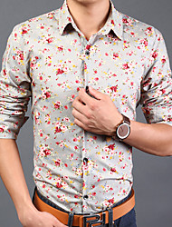 Men's Tops & Blouses , Cotton Casual DAVI