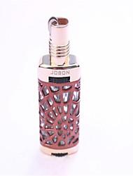 frascos de perfume creativas más ligero fuego crestor encendedores mudos juguetes