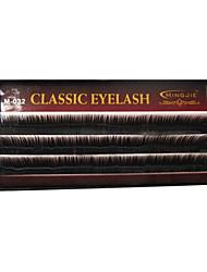 Eyelashes lash Eyelash Thick Volumized / Thick Fiber