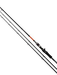 Joy Together Casting Fishing Rod 2.1m with M/ML Double Tips