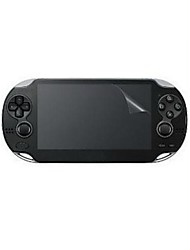 3x Ultra Clear Screen Guard Film LCD Protector Skin for PS Vita PSV Console