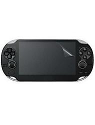 3x Ultra Clear Displayschutzfilm LCD-Schutzhaut für PS Vita PSV-Konsole