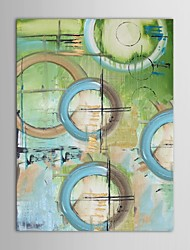 IARTS®Hand Painted Oil Painting Abstract   Acrylic Art with Stretched Frame