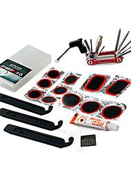 INBIKE Multi-functional Bike Tire Repair Tool Kit with Chain Cutter