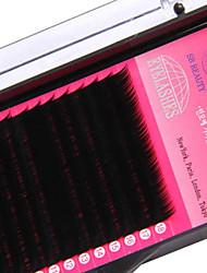 Soft Mink Hair Eyelash Extension False Eyelash