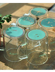 Hamor Kazakhstan Ink Bottom The World Cup Glass Mug Random Delivery 7*7*10.5CM
