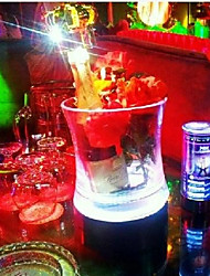 Led Iced Beer Bucket for Bar