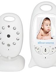 Caméra IP Sans Fil pour Bébé (Ligne TV 380 CMOS 0,8cm)