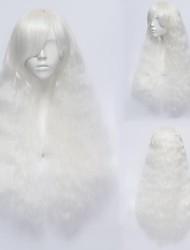 Japanese Harajuku Style Pure White Classic Lolita Wig