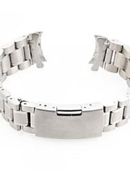 Unisex Steel Watch Band 22MM(Silver)