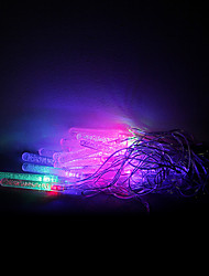 4M 20 LEDs Christmas Halloween decorative lights festive strip lights-Small water column (220V)