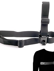 NEOpine Stylish Chest Strap Belt Shoulder Harness Mount for GoPro HERO 3+ / 3 / 2