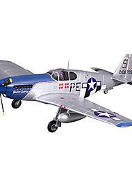 fms p-51b 1450mm windspan snoot Scharfschützen 6ch rc Flugzeug