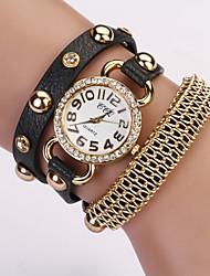 sete menina círculo de venda de moda pulseira relógio _33