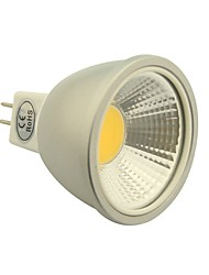 GU5.3 4.5 W 1 COB 400-450LM LM Warm White/Cool White/Natural White Dimmable Spot Lights DC 12 V