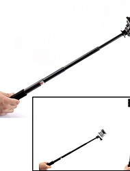 3-in-1  Rectractable Handheld Adjustable Handheld Selfie Monopod for Camera / Cellphone / GoPro Hero 2 / 3 / 3+