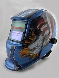 солнечные батареи Li автоматический потемнение фильтр шлифования электрический сварочный шлем