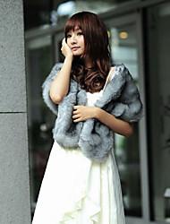XT Fur Vest_117 (Black,Gray)