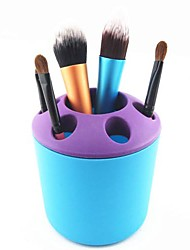 Multi-color Makeup Brush Pot Display Stand Cosmetic Storage(Random Color)
