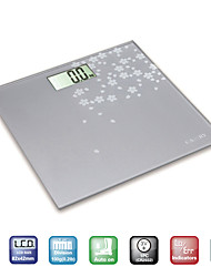 Camry Bathroom Scale Super Slim Digital Body Weight Scale(150kg/330lb,100g)