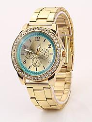 New Top Quality Fashion Leather Casual Unique Dial Quartz Women Dress Watch  C&D113 Cool Watches Unique Watches