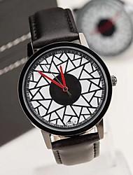 Personalidad de la moda de ocio reloj marca rota de las mujeres