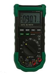 MASTECH MS8268 Green Auto Range Multimeter with W/Sound / Light Alarm 4000 Display