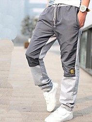 Men's Fashion Casual Long Straight Sweatpants