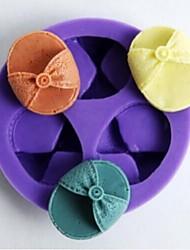 Shoes Baking Fondant Cake Chocolate Candy Mold,L5.5cm*W5.5cm*H1.1cm