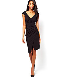 The One & Only Women's Sexy V Neck Dress BR2025901