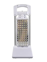 angibabe AC110-240V rotação modelo luz de emergência recarregável de 60 graus