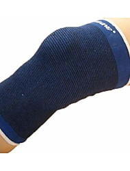 Outdoor Blue Free Size Blue Mercerized Cotton Nylon Kneepad