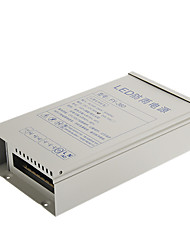 30A 360W DC 24V to AC110-220V Rain-proof Ferric Power Supply for LED Lights