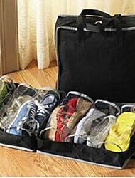 utilidade do tipo saco portátil de armazenamento sapatos não-tecidos