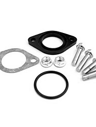 125cc Dirt Pit Bike Engine Inlet Manifold Isolator Gasket For Mikuni Carb VM22 KLX110 SSR120