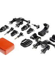 Gopro Accessories Mount / Screw / Buoy For All GoproMotocycle / Ski/Snowboarding / Bike/Cycling / Hunting and Fishing / Radio Control /