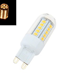 4W G9 LED Corn Lights T 42 SMD 2835 360 lm Warm White AC 220-240 V