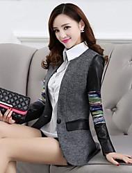 delgado traje de lana femenina pequeña prendas de vestir exteriores fragante de las mujeres