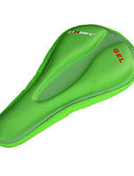 INBIKE Silica Gel Green Cycling Saddle Cover