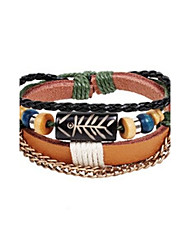 tribos das mulheres primitivas pequena pulseira contas de tecido