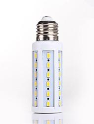 E26/E27 Bombillas LED de Mazorca T 42 SMD 5730 650-750LM lm Blanco Cálido Decorativa AC 100-240 V