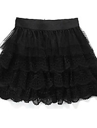 Lovely Dancewear Spandex Ballet Tutu Skirt For Ladies