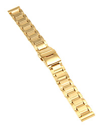 Men's Women's Watch Bands Stainless Steel #(0.09) #(20 x 2 x 0.3) Watch Accessories