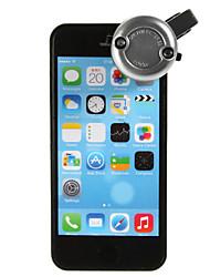 30x ciencia microscopio del teléfono celular investigar con los juguetes de la novedad de la batería