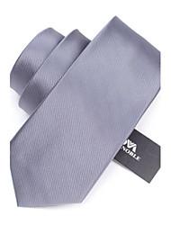 moda masculina mezclar lazos de color sólido corbata 8cm